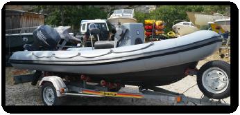 réparer coque bateau polyester